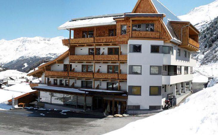 Hotel Garni Schonblick in Obergurgl , Austria image 1