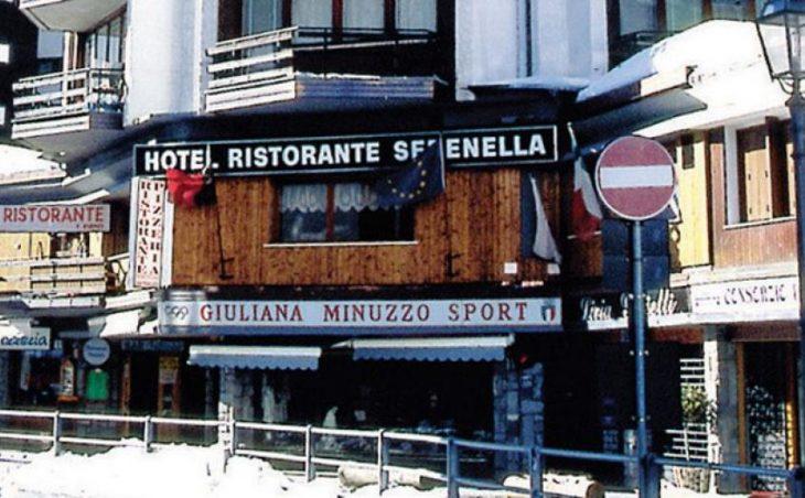 Hotel Serenella, Cervinia, External