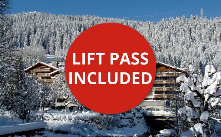 Silvretta Parkhotel Klosters in Klosters , Switzerland image 1