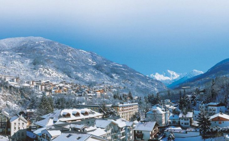 Brides les Bains Ski Resort France 4