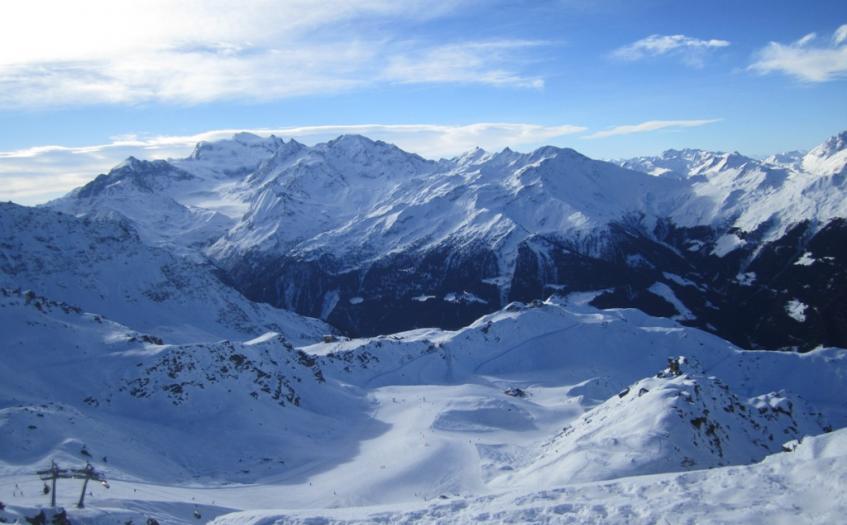 Ski Holidays Nendaz