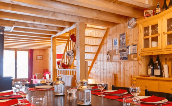 Chalet Pavot in La Tania , France image 1