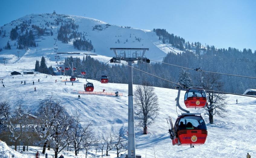 Ski Holidays Ellmau