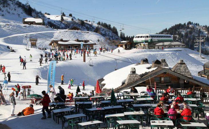 Chatel Ski Resort in France