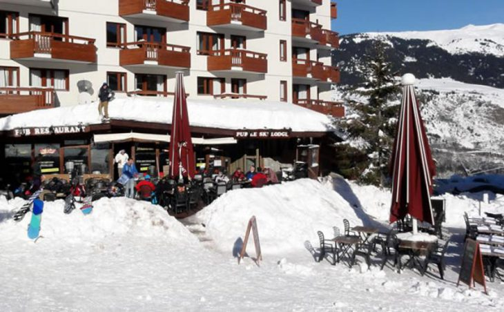 La Tania in mig images , France image 1