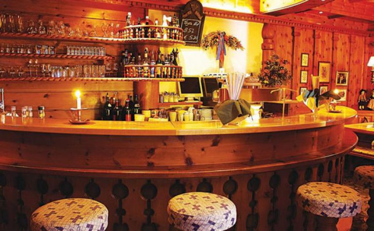 Hotel Sonnblick, Hinterglemm, Bar