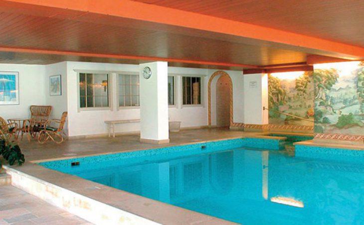 Sporthotel Austria, St. Johann, Indoor Pool