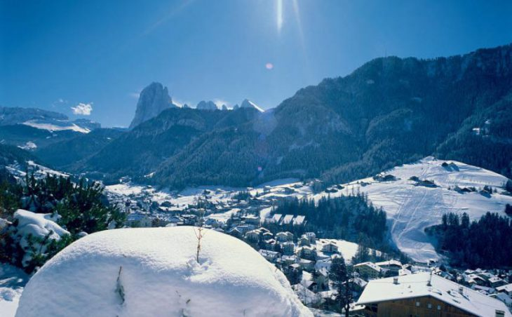 Ortisei in mig images , Italy image 4