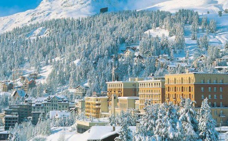 Hotel Monopol in St Moritz , Switzerland image 1