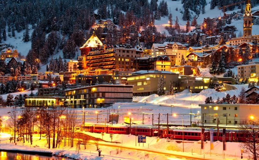 Ski Holidays St Moritz