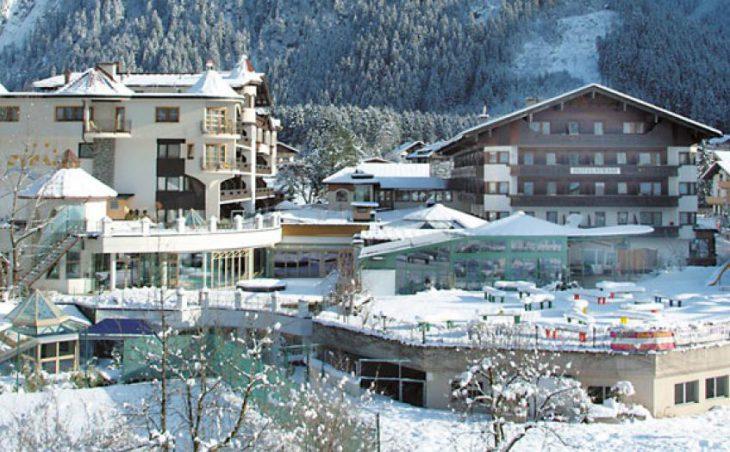 Sporthotel Strass, Mayrhofen, Exterior