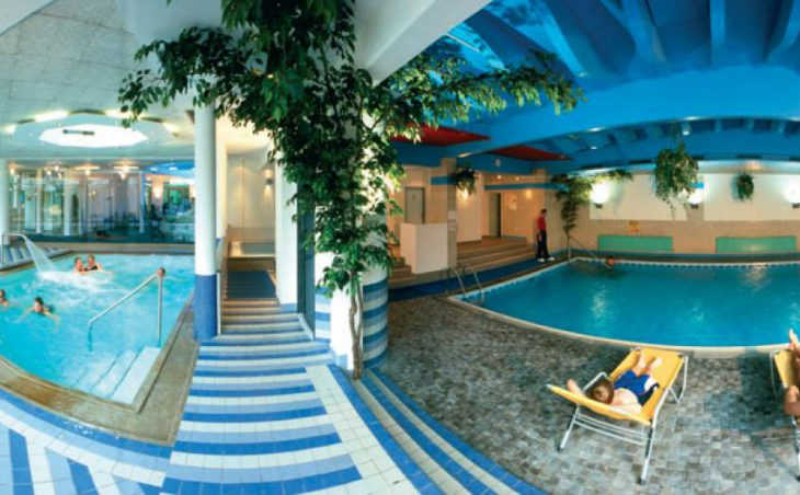 Sporthotel Strass, Mayrhofen, Indoor pool