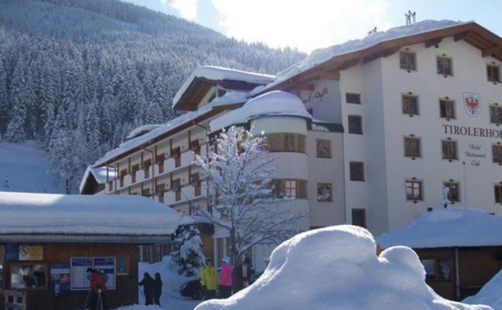 Hotel Tirolerhof, Oberau, Exterior