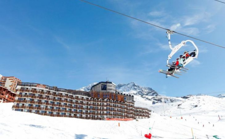Residence Tourotel in Val Thorens , France image 2