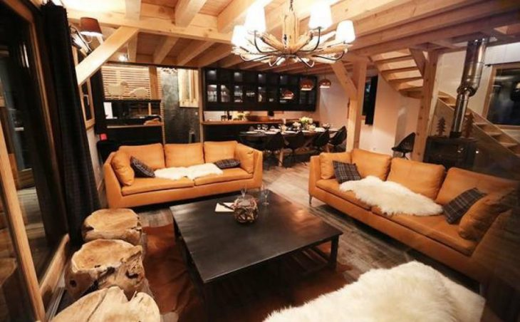 Chalet Les Clots in Valloire , France image 2