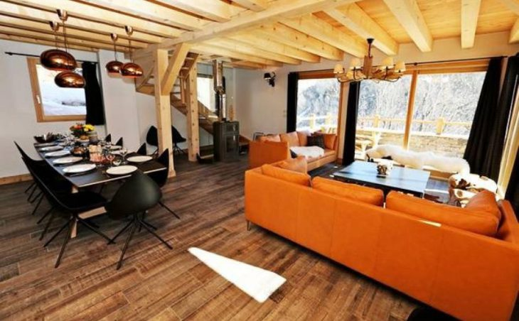 Chalet Les Clots in Valloire , France image 3