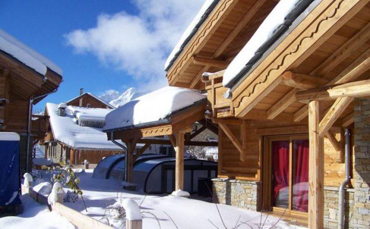 Chalet Le Renard Lodge in Les Deux-Alpes , France image 3