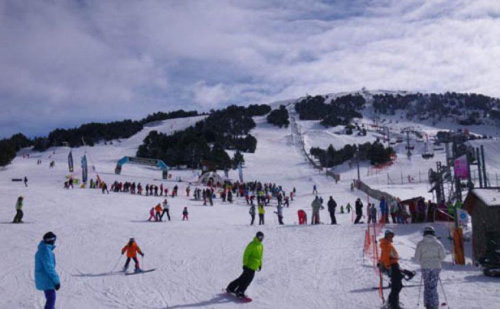 El Tarter Ski Resort Andorra Skiing