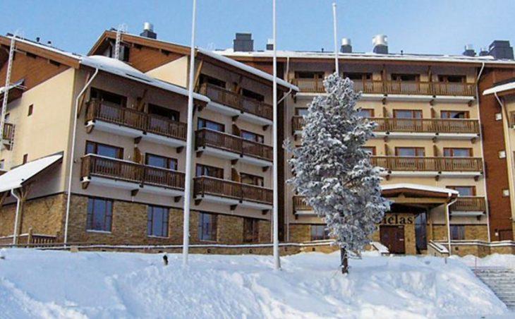 Tunturi Hotel / Gielas Hotel in Saariselka , Finland image 2