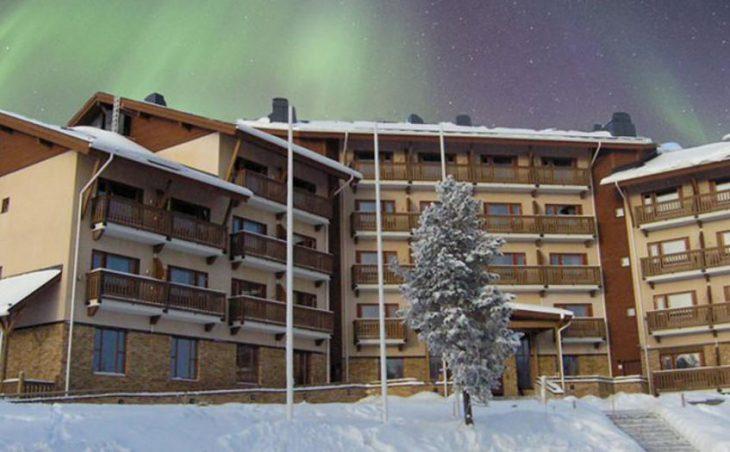 Tunturi Hotel / Gielas Hotel in Saariselka , Finland image 1