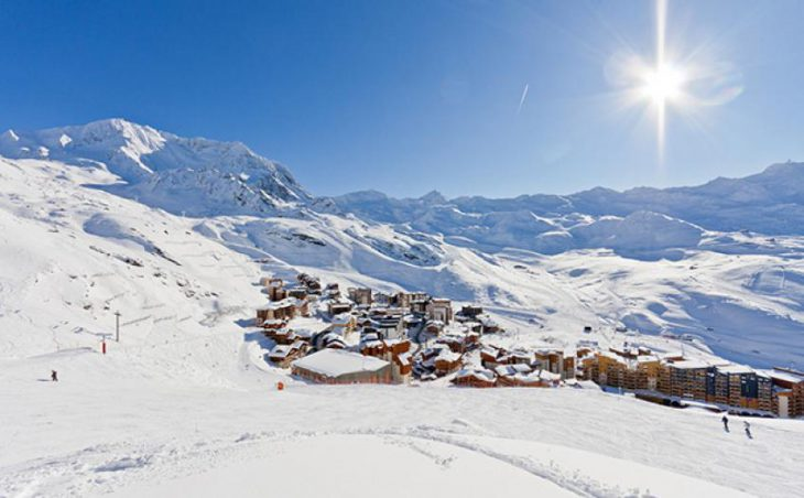 Val Thorens in mig images , France image 1
