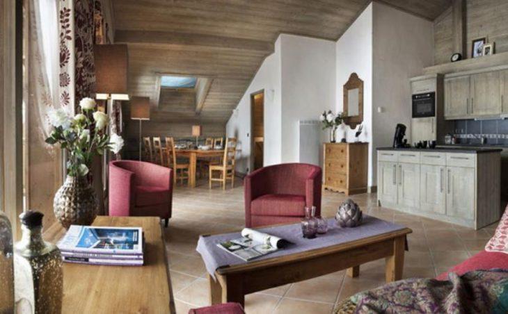Apartments Le Telemark, Tignes, Interior