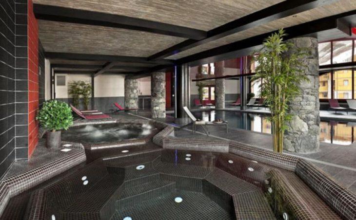 Apartments Le Telemark, Tignes, Hot Tub