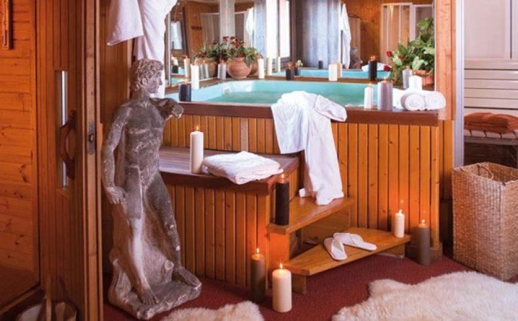 Hotel Le Sherpa, Val Thorens, Hot Tub