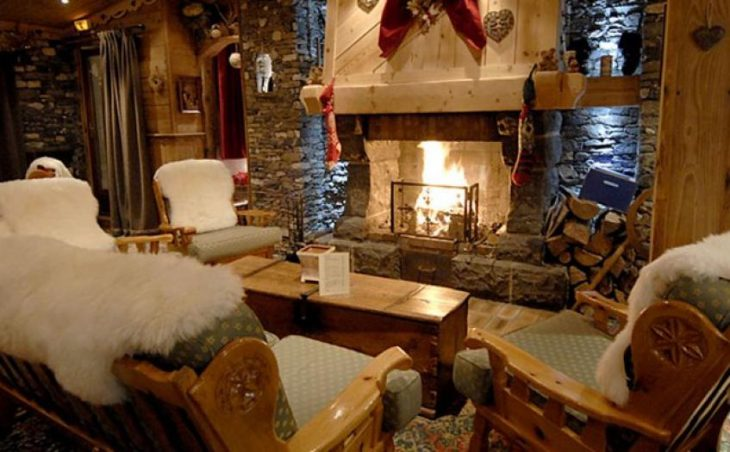 Hotel Le Sherpa, Val Thorens, Lounge
