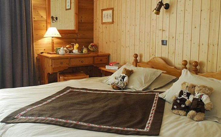Hotel Le Sherpa, Val Thorens, Double Bed