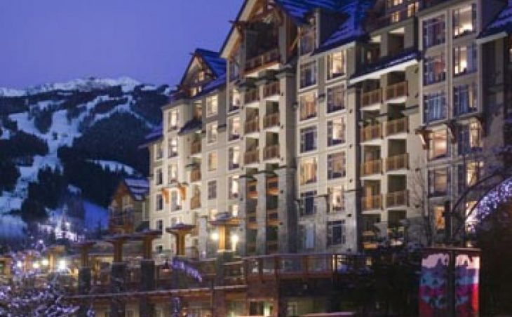 Pan Pacific Village in Whistler , Canada image 1
