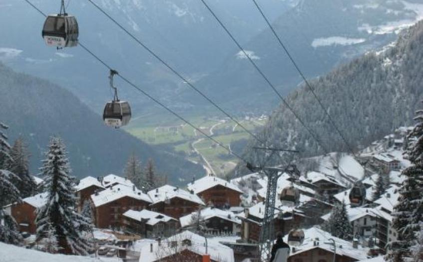 Ski Holidays Verbier