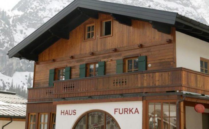 Chalet Furka in Lech , Austria image 1