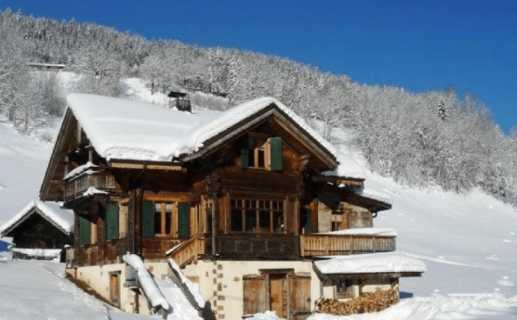 Chalet Le Vieux in Les Gets , France image 1
