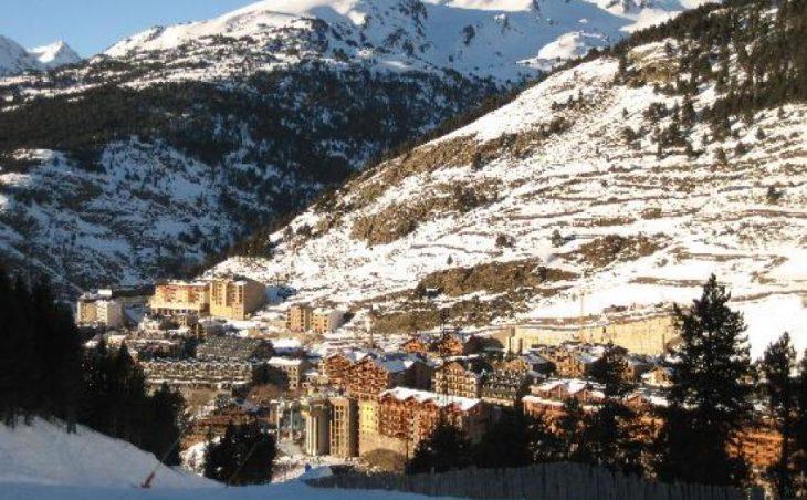 Soldeu Ski Resort Andorra Piste View