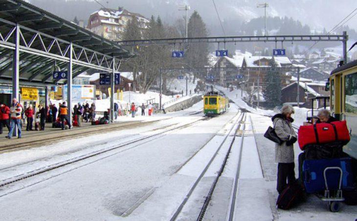 Wengen in mig images , Switzerland image 1