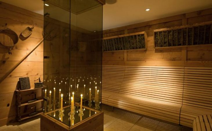 Hotel Beausite Park and Jungfrau Spa in Wengen , Switzerland image 6