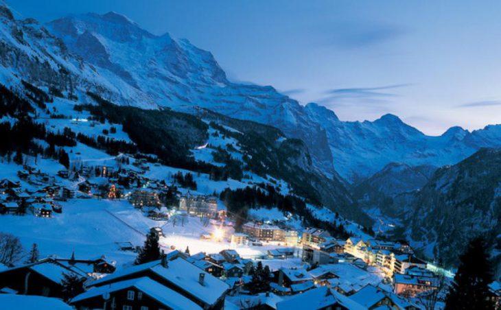 Wengen in mig images , Switzerland image 3