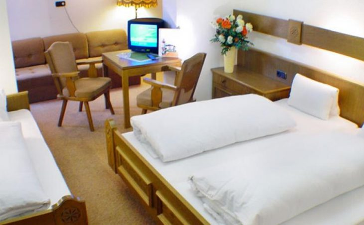 Hotel Briem, Westendorf, Bedroom