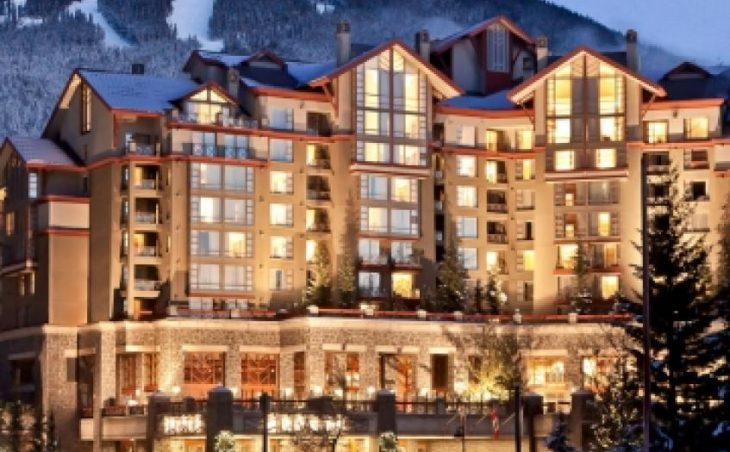 Westin Resort & Spa in Whistler , Canada image 1