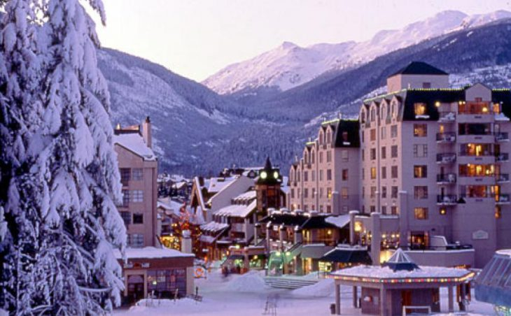 Whistler in mig images , Canada image 4