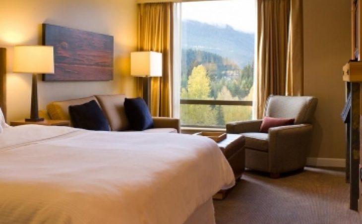 Westin Resort & Spa in Whistler , Canada image 2
