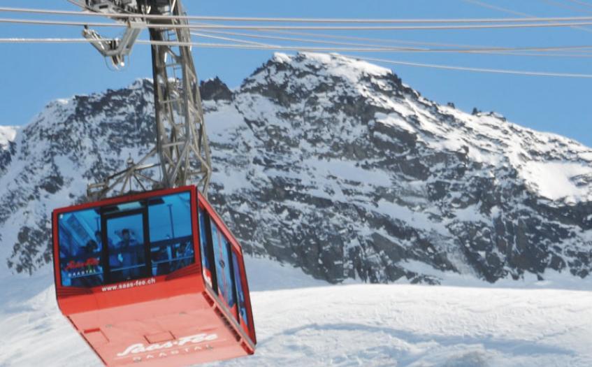 Ski Holidays Saas Fee
