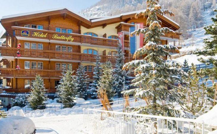 Hotel Perren in Zermatt , Switzerland image 1