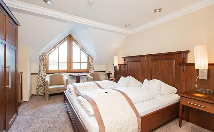 Hotel Garni Caroline in Ischgl , Austria image 10